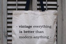 Vintage and chic homes {Hogares vintage y chic}