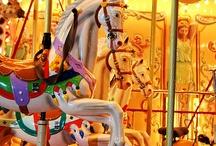 Carousels / by Debbie Hampson