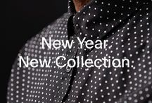 Getting It Right In 2016 - January '16 / Whether you're resolving to refresh some basics or invest in a few statement pieces, our January collection is full of fresh styles that will lead you into 2016 regret-free.  / by Frank & Oak
