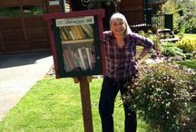 Little Free Libraries of Kitsap County / All the littlest libraries in Kitsap!  Know of a Little Free Library not listed here?  Send a picture and description to jallen@krl.org and we will add it to our board.