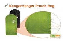 The Kanger Hanger Pouch Bag / by Green Garmento