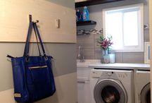 Laundry Room Makeover / by Tiffany Morgan