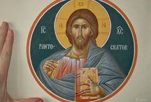 Icons I want to paint / Byzantine and religious icons