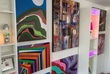 Visit the Antony van Raatle Gallery, Glastonbury, Somerset