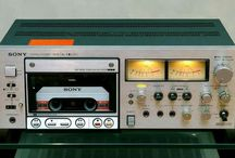 Cassetterecorders (vintage)