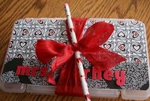 Classroom Gift Ideas / by Cori Pena