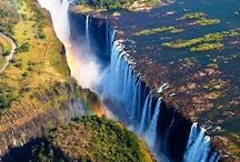 The trip of a lifetime-Victoria Falls!