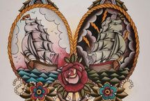 Ships! / Seafaring pictures, tattoos!