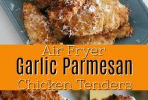 Recipes: {Air Fryer}