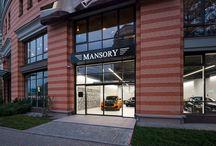 Фактуры для автомобильного салона Mansory / Используемые материалы: английская декоративная фактура ArmourCoat Koncrete Textured Colorwash в технике нанесения ArtFray.