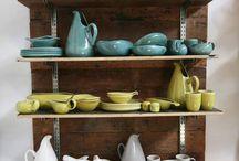 Bauer pottery / by Jennifer Bauer