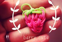 Rubber band crafts / by Briana Clark