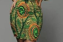 love the African prints