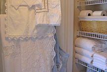 Organize my Life - Linen Closet / by Li Li