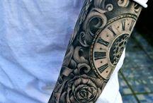 arm tatto
