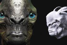 Creature | 3D
