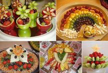 Party food / by Evelyn Blair