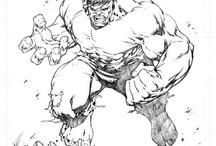 Comic Artist - Ian Richardson