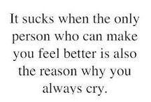 LOVE_QUOTES / when a person hurts u;}