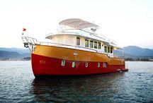 ECE JUNIOR / #motoryacht, #yacht, #bluevoyage, #yachtcharter, www.cnlyacht.com