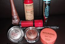 Bourjois Makeup Haul / https://www.facebook.com/BourjoisMiddleEast
