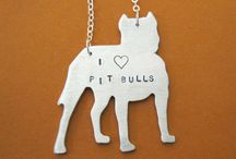 Proud Pit Bull Mommy and Advocate! / by Chrissy West