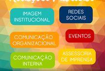 Comunicação, Redes Sociais e Relações Públicas