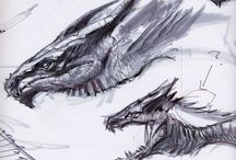 [Game] Skyrim / Concepts and art for Skyrim (and other Elder Scrolls games). Mostly Adam Adamowicz.
