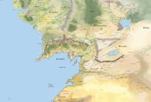 Maps of Middle-earth / by Siân Lloyd-Pennell