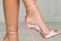 Зашнуровать туфли на каблуках