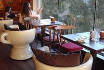 Great Cafe Interior Designs