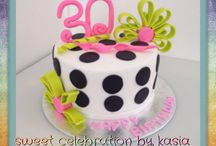 Sweet Celebration's cakes / All cakes have been prepared by Sweet Celebration