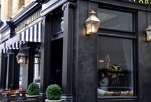 ** Retail Inspiration ~ Cafés & Restaurants