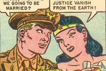 Wonder Woman: In Your Satin Tights, Fighting for Your Rights, and the Old Red, White, and Blue--hoo!