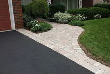 Stone work/ landscaping