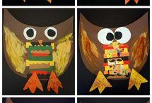 chouette hiboux owl