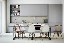kitchen / dinning places