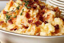 Potato Dishes, Gravies & sauces