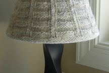 KNIT+CROCHET: Lamp Shade