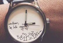 Watching the Time