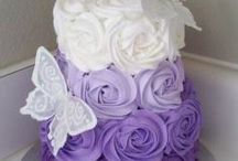 butterfly cake / by Fion Say