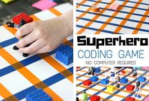 Unplugged Coding