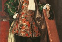 abbigliamento orientale a venezia 1700