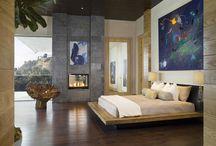 Master Bedrooms / Ideas for master bedroom additions and remodels.  Windows, doors, flooring, lighting inspiration. / by Eden Builders
