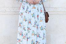Pileli Bahar Elbise / tesettür tesettür elbise tesettür giyim