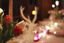 Beautiful Table Settings / #BeautifulTableSettings #FineDining #Entertaining #ArtisticHost #DiningasArt