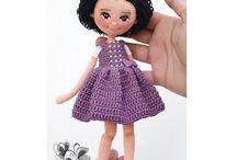 knottela crochet dolls