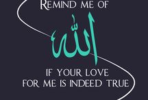 Islamic Posts / Anything relating to islam and the way of life. Allah is the Greatest #SubhanAllah ♡