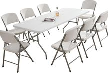 Folding Table And Chairs / Online shop of folding chairs and tables available in the UK.