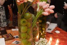 wedding ideas / by Charlene Clamp Montgomery